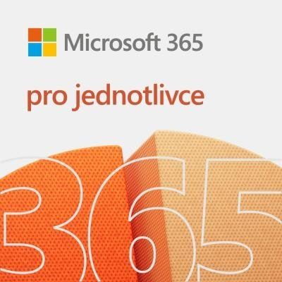 MS Office 365 pro jednotlivce 1 rok