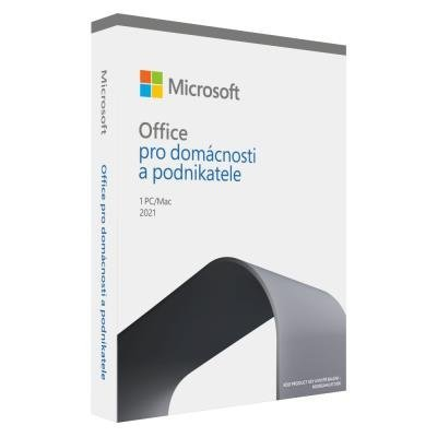 MICROSOFT Office 2021 pro domácnosti a podnikatele