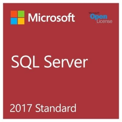 Software MS SQL Server 2017 Standard