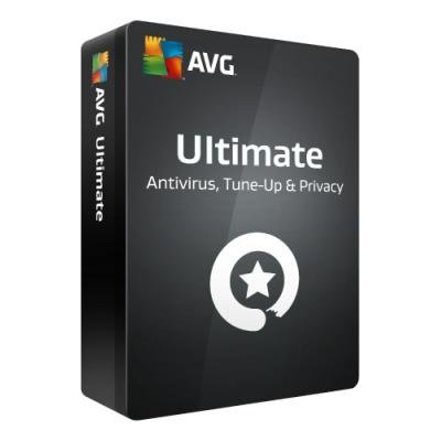 Antivir AVG Ultimate 2 roky