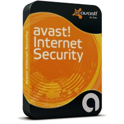 Antivirový software Avast Internet Security