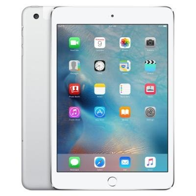 Tablet Apple iPad mini 4 WiFi + Cell stříbrný