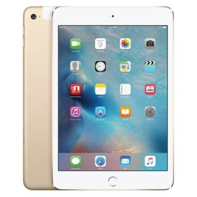 Tablet Apple iPad mini 4 WiFi + Cell 128GB zlatý