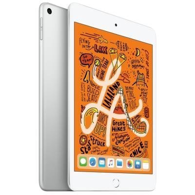Tablet Apple iPad mini 5 Wi-Fi stříbrný
