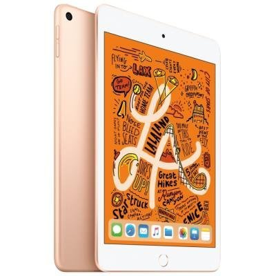 Tablet Apple iPad mini 5 Wi-Fi zlatý