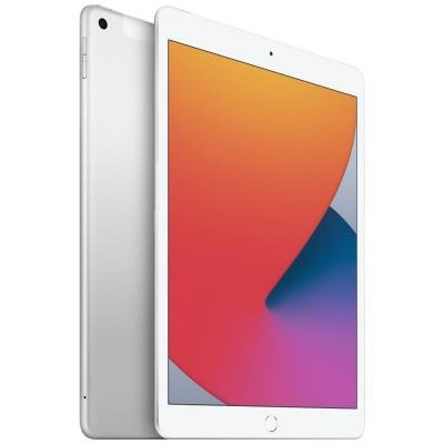 Apple iPad Wi-Fi + Cellular 128GB stříbrný