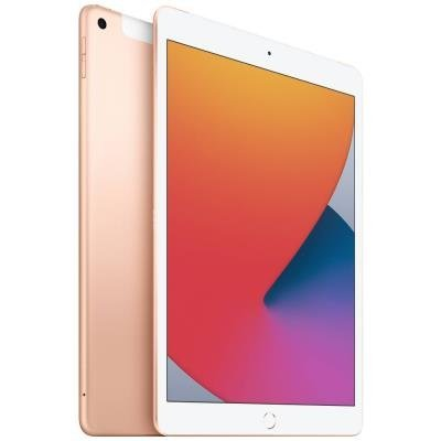 Apple iPad Wi-Fi + Cellular 128GB zlatý