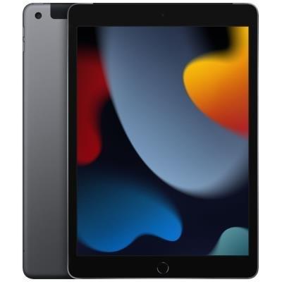 Apple iPad Wi-Fi + Cellular 64GB šedý
