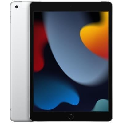 Apple iPad Wi-Fi + Cellular 64GB stříbrný