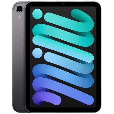 Apple iPad mini Wi-Fi + Cellular 256GB šedý