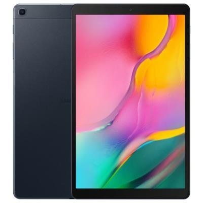 "SAMSUNG tablet Galaxy Tab A/ Octa-Core/ 2GB/ 32GB/ 10,1"" WUXGA IPS/ WiFi/ BT/ GPS/ Android 9/ Černý/ až 13h"