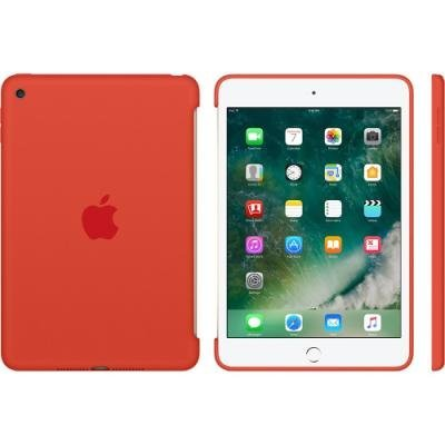 Apple Silicone case pro iPad mini 4, Orange