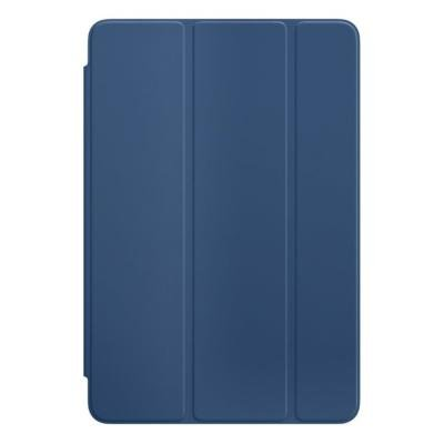 Pouzdro Apple iPad mini 4 Smart Cover mořsky modré