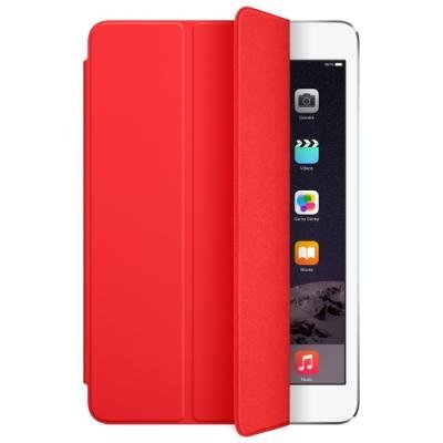 Pouzdro Apple iPad mini Smart Cover červené
