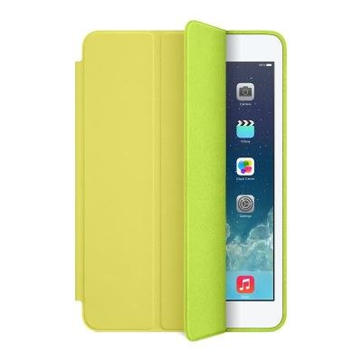 Pouzdro Apple iPad mini Smart Case žluté