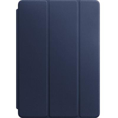 "Pouzdro Apple Leather Smart Cover 10,5"" modré"