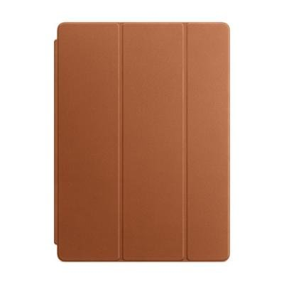 "Pouzdro Apple Leather Smart Cover 12,9"" hnědé"