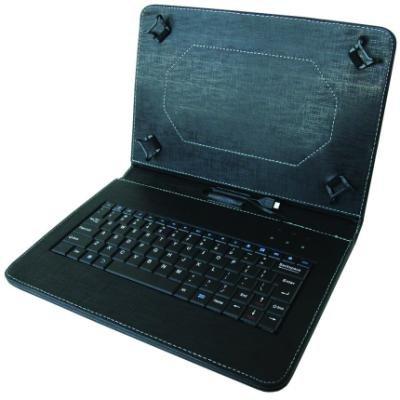 """Pouzdro iGET S10B pro tablet 10"""" s klávesnicí"""