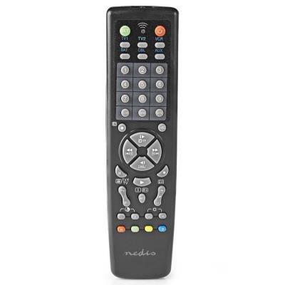 Dálkový ovladač Nedis TVRC2100BK