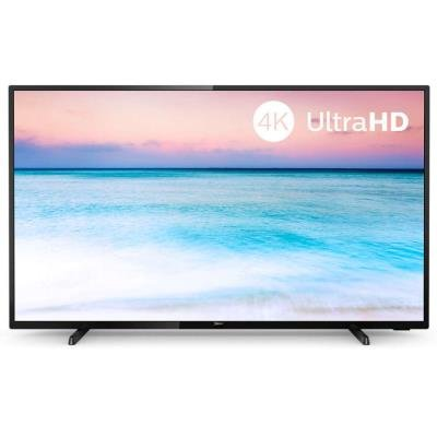 "PHILIPS LED TV 50""/ 50PUS6504/ 4K Ultra HD 3840x2160/ DVB-T2/S2/C/ H.265/HEVC/ 3xHDMI/ 2xUSB/ Wi-Fi/ LAN/ A+"