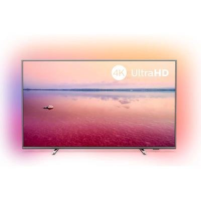 "PHILIPS LED TV 50""/ 50PUS6754/ 4K Ultra HD 3840x2160/ DVB-T2/S2/C/ H.265/HEVC/ 3xHDMI/ 2xUSB/ Wi-Fi/ LAN/ A+"