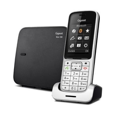 Bezdrátový telefon Siemens GIGASET SL450 černý