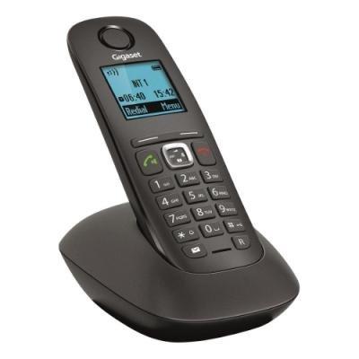 Bezdrátový telefon Siemens GIGASET A540 černý