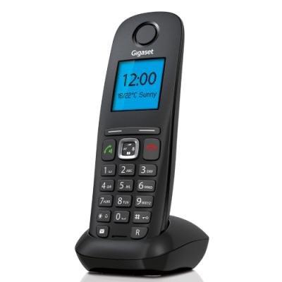 Bezdrátový IP telefon Siemens GIGASET A540