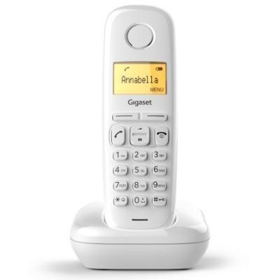 Bezdrátový telefon Siemens GIGASET A170 bílý