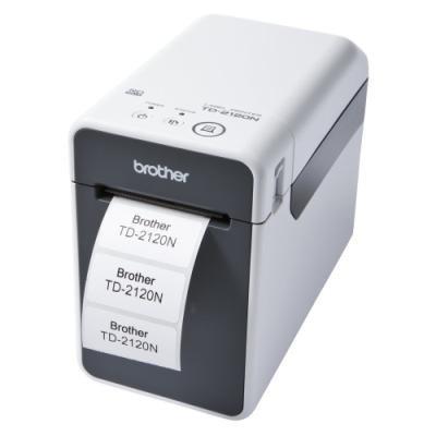 Tiskárna samolepících štítků Brother TD-2120N