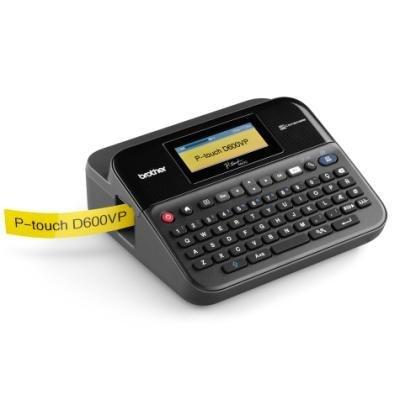Tiskárna samolepících štítků Brother PT-D600VP