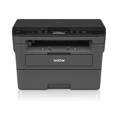 BROTHER laser DCP-L2512D / 1200x1200 dpi / až 30 str./min / černobílá / print / copy / scan / duplex / tichá / USB