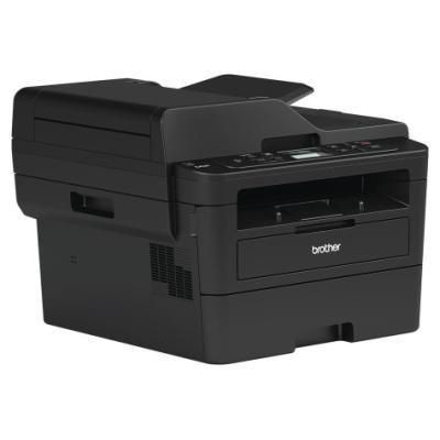 BROTHER laser DCP-L2552DN / 1200x1200 dpi / až 34 str./min / černobílá / print / copy / scan / duplex/ tichá / LAN / USB