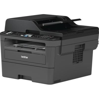 BROTHER laser MFC-L2712DN/ 1200x1200 dpi/ až 30 str./min/ černobílá/ fax / scan/ copy/ duplex / ADF / LAN / USB