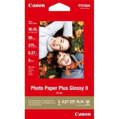 Fotopapír Canon Plus Glossy II PP-201