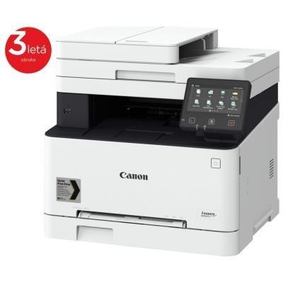 CANON i-SENSYS MF645Cx / A4 / tisk+scan+copy+fax/ 21ppm/ 600x600dpi / LAN/ WiFi/ DADF/ Duplex