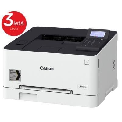 Canon i-SENSYS LBP621Cw/ A4/ 18ppm/ 600x600dpi/ barevná/ LAN/ WiFi/ USB