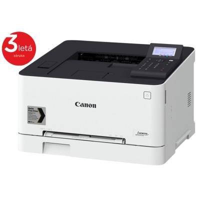 Canon i-SENSYS LBP623Cdw/ A4/ 21ppm/ 600x600dpi/ barevná/ LAN/ WiFi/ USB/ duplex