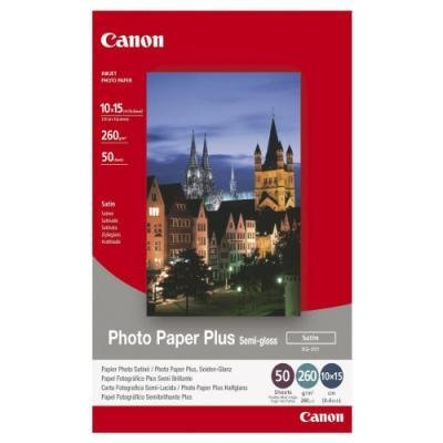 Fotopapír Canon Plus Semi-gloss SG-201