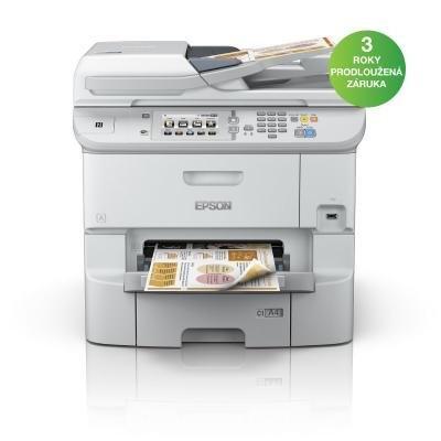 Multifunkční tiskárna Epson WorkForce WF-6590DWF