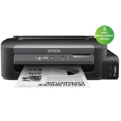 Inkoustová tiskárna Epson WorkForce M100