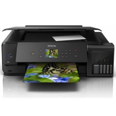 Epson L7180/ 5760 x 1440/ A3/ MFZ/ LCD/ ITS/ Duplex/ 4 barvy/ Wi-Fi/ USB/ 3 roky záruka po registraci