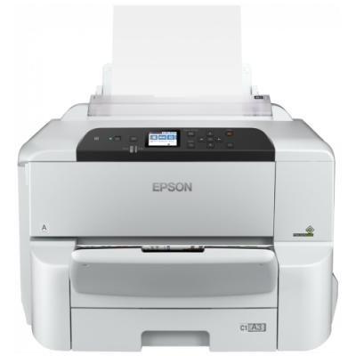 Inkoustová tiskárna Epson WF-C8190DW