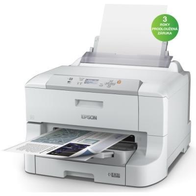 Inkoustová tiskárna Epson WorkForce Pro WF-8010DW