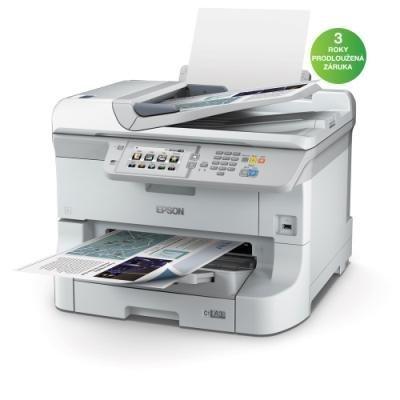 Multifunkční tiskárna Epson WF Pro WF-8510DWF