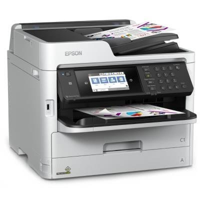 EPSON WorkForce Pro WF-C5790DWF/ A4/ ADF/ Duplex/ Wi-Fi/ USB