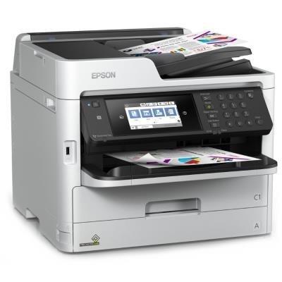 Multifunkční inkoustové tiskárny