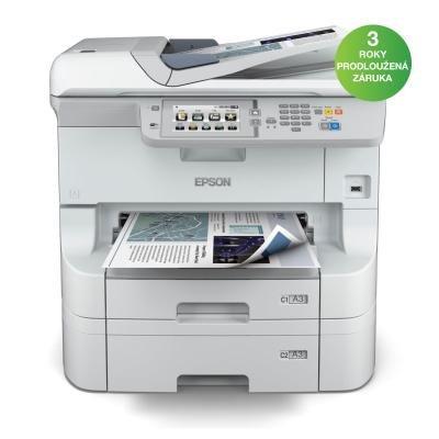 Multifunkční tiskárna Epson WorkForce WF-8590DTWF
