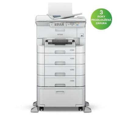 Multifunkční tiskárna Epson WorkForce 8590D3TWFC