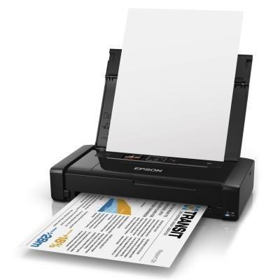 Inkoustová tiskárna Epson WorkForce WF-100W